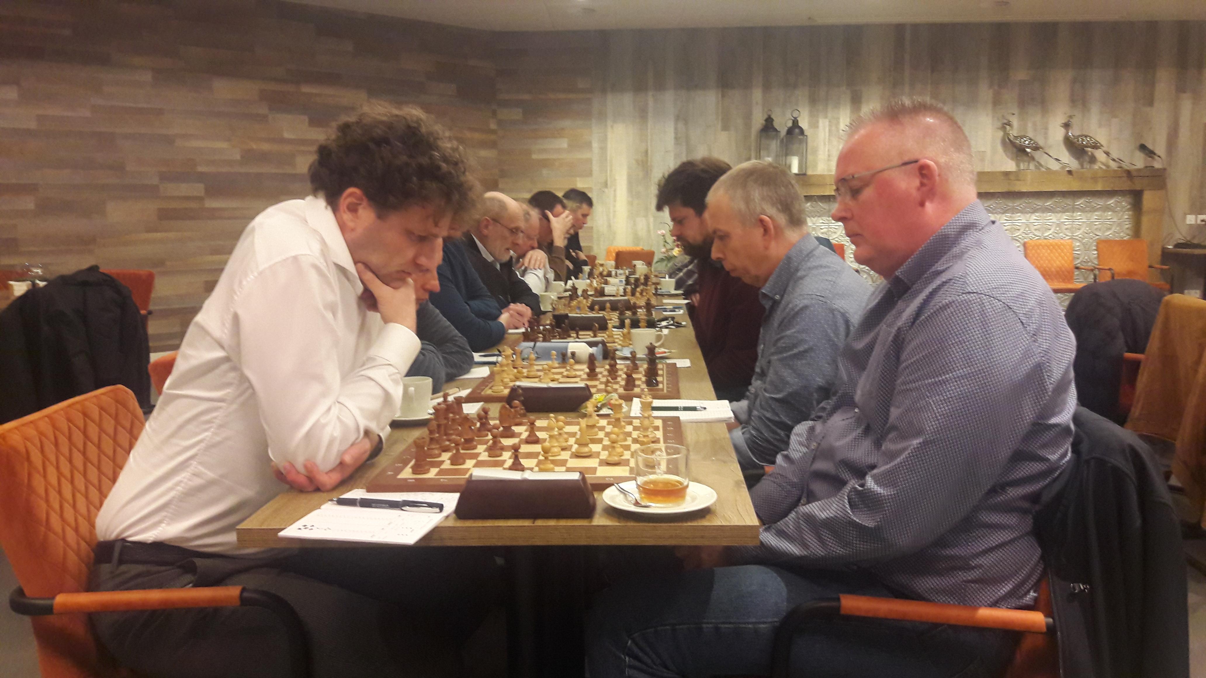 SOS team 1 tegen Doorn Driebergen 5-3-2019