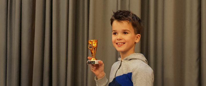 Mooie succesjes schaakjeugd tijdens Grand Prix in Utrecht Leidsche Rijn