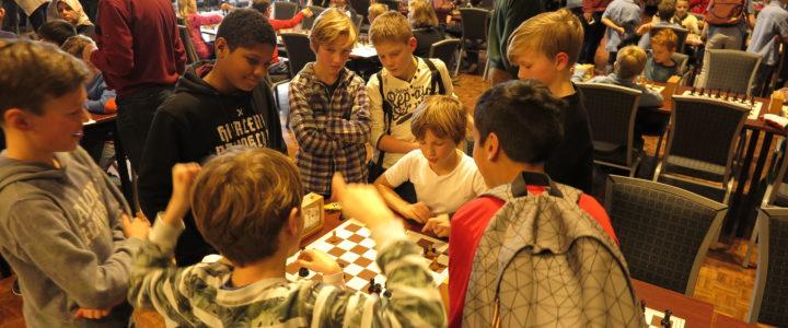 Supermooi Schoolschaaktoernooi