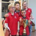 Winnaars Merwede jeugdschaakcompetitie 2018-19