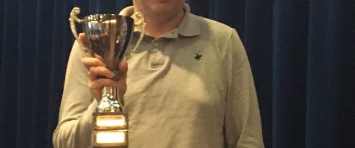 Alexandre Dgebuadze 3e keer winnaar Open Rapidkampioenschap Giessenburg